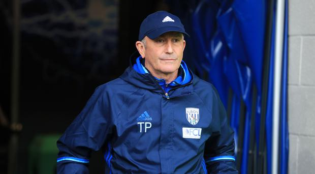 West Bromwich Albion manager Tony Pulis believes survival has to remain as the club's main priority