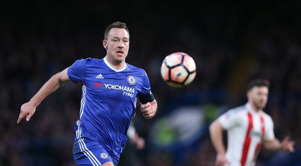 John Terry is not expected to be short of options when he leaves Chelsea in the summer