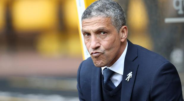 Chris Hughton has plenty to ponder as Brighton prepare for the Premier League