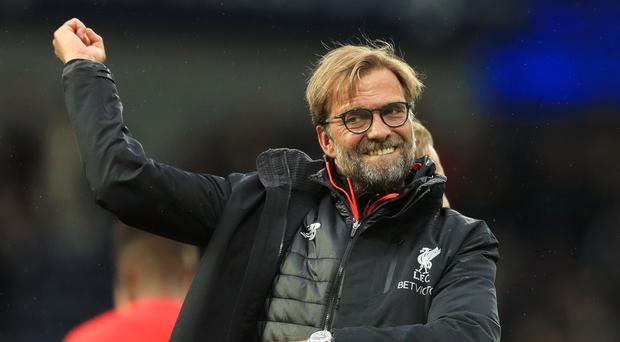 Jurgen Klopp looking to add experience to a Liverpool squad that has been exposed by injury problems this season