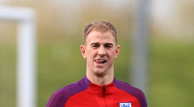 Liverpool is not a likely destination for Joe Hart