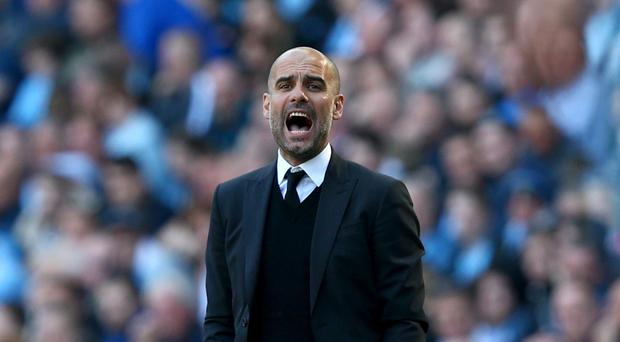 Manchester City manager Pep Guardiola accepts he has under-performed this season