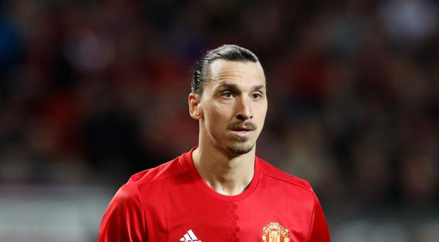 Manchester United's Zlatan Ibrahimovic has suffered a serious knee injury