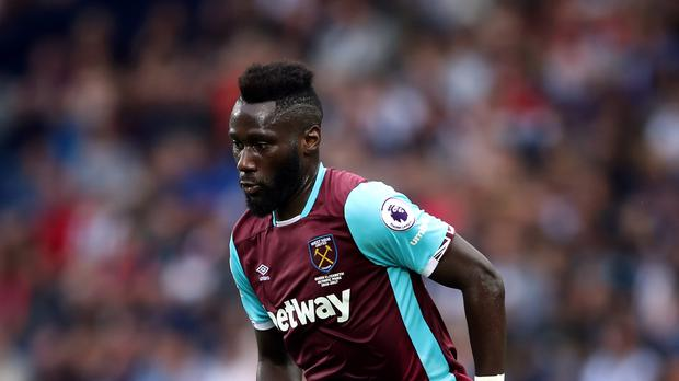 West Ham's Arthur Masuaku impressed in the draw with Everton.