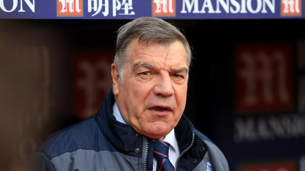 Sam Allardyce's Crystal Palace visit Liverpool in the Premier League on Sunday