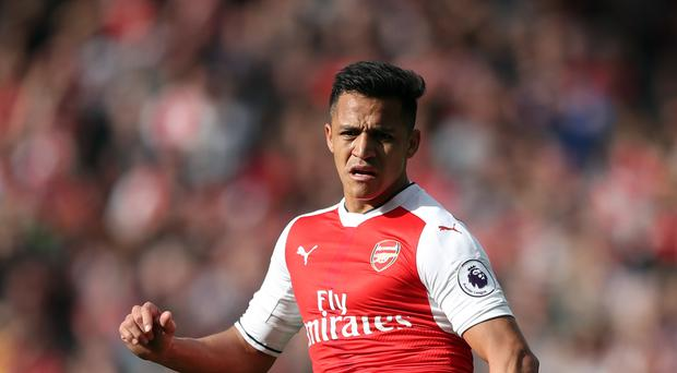 Manchester City will face Arsenal's Alexis Sanchez in the FA Cup semi-finals
