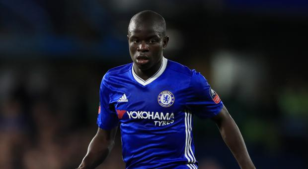 N'Golo Kanté named PFA player of the year award