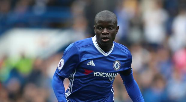 N'Golo Kante has been one of Chelsea's star performers this season