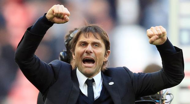 Chelsea manager Antonio Conte has warned rivals spending money is no guarantee of success