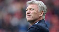 Sunderland manager David Moyes made questionable comments after a match in March