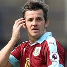 Burnley midfielder Joey Barton's career has been filled with controversy