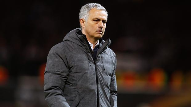 Manchester United manager Jose Mourinho, pictured, will not discuss Zlatan Ibrahimovic's future