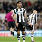Newcastle striker Aleksandar Mitrovic wants to remain on Tyneside