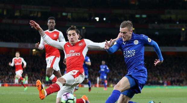 Arsenal and Leicester City will kick off the new season