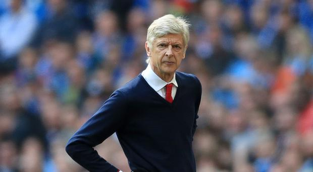 Arsene Wenger is set to take charge in his 50th north London derby this weekend
