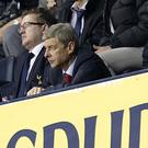 Arsene Wenger takes Arsenal for their scheduled final visit to White Hart Lane