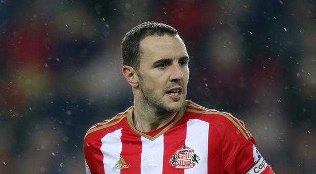 John O'Shea admits Sunderland are in deep relegation trouble