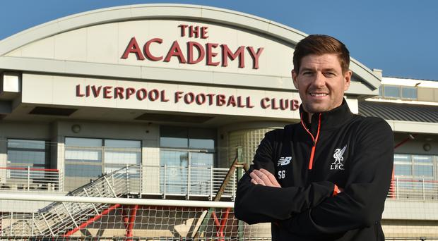 Steven Gerrard is to take over as manager of Liverpool's under-18s side next season