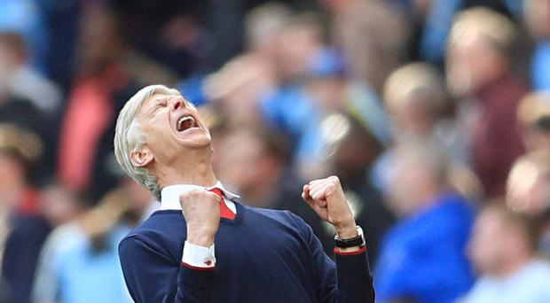 Arsene Wenger will take charge of his 50th north London derby as Arsenal manager on Sunday.