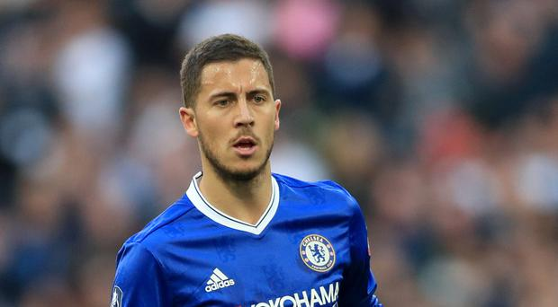 Eden Hazard has been linked with a move away from Chelsea