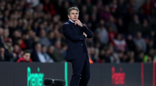 Puel desperate for strong finish