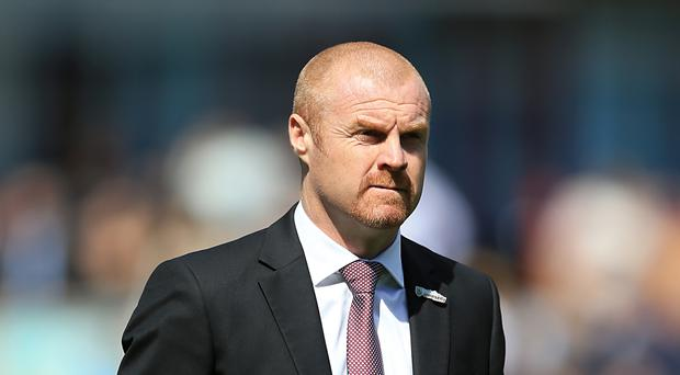 Burnley's points total is boss Sean Dyche's only concern