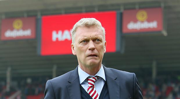 David Moyes could not ensure Sunderland escaped the drop