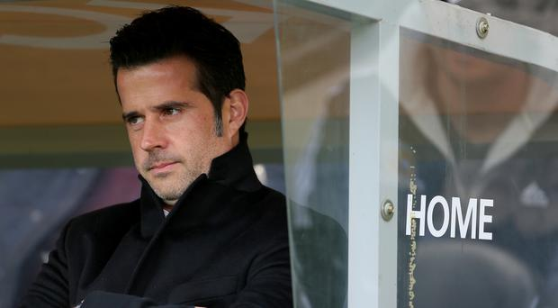Marco Silva welcomed another point which moved Hull closer to Premier League safety