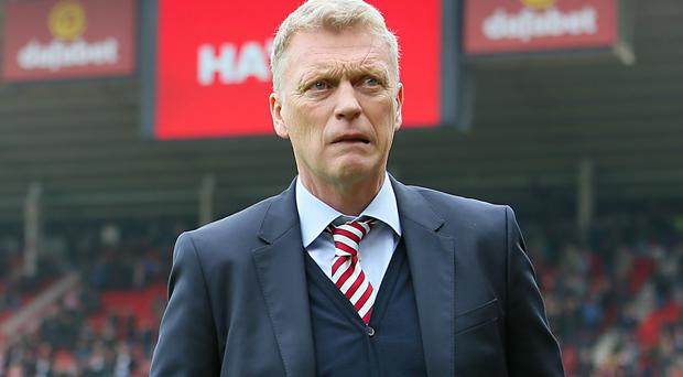 David Moyes' Sunderland have been relegated from the Premier League