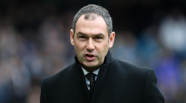 Swansea boss Paul Clement wants to avoid a historic Premier League relegation play-off with Hull