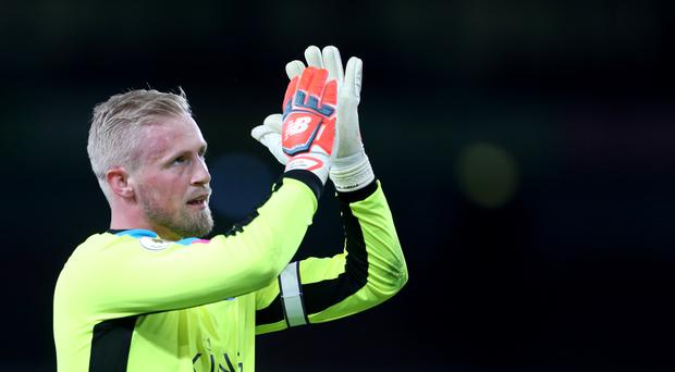Leicester boss Craig Shakespeare insists the club does not need to sell goalkeeper Kasper Schmeichel
