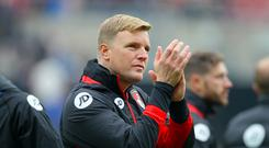 Bournemouth manager Eddie Howe remains focused on delivering Premier League safety