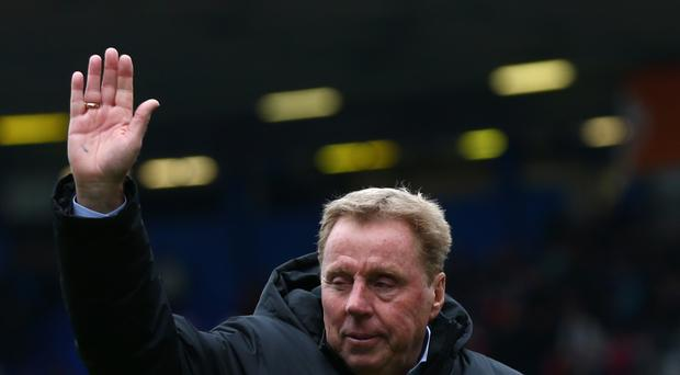 Birmingham manager Harry Redknapp replaced Gianfranco Zola last month