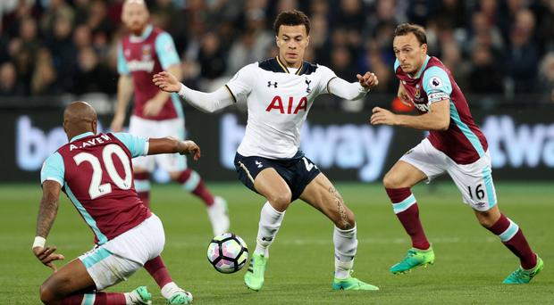 West Ham defeat leaves Spurs boss Pochettino disappointed