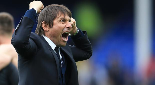 Antonio Conte's Chelsea can secure the title in the coming week