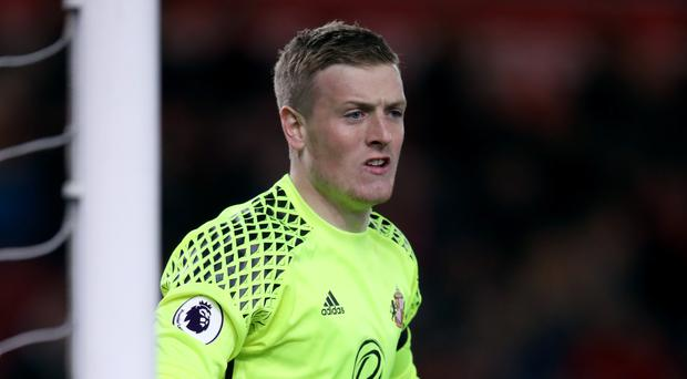 David Moyes warns Jordan Pickford about leaving Sunderland for a bench role