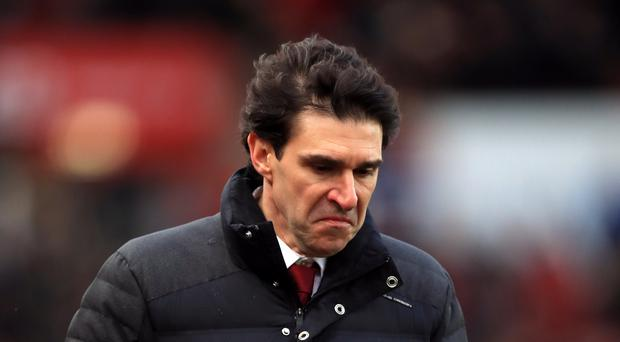 Former Middlesbrough manager Aitor Karanka was replaced by his assistant Steve Agnew.