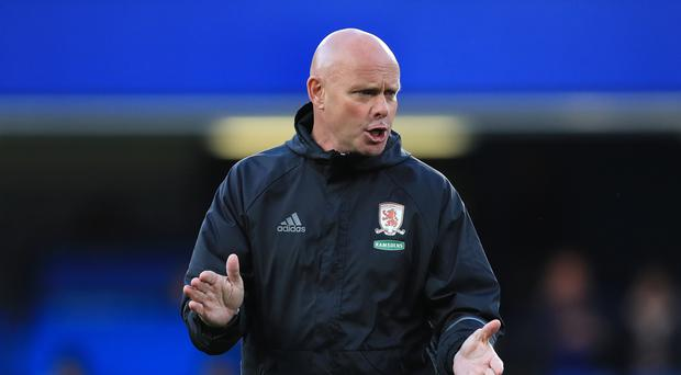 Middlesbrough caretaker manager Steve Agnew saw his side lose at Chelsea on Monday.