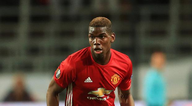 Paul Pogba returned to Manchester United last summer for a world-record fee