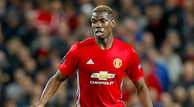 Paul Pogba has hit the woodwork nine times in his first season back at Manchester United