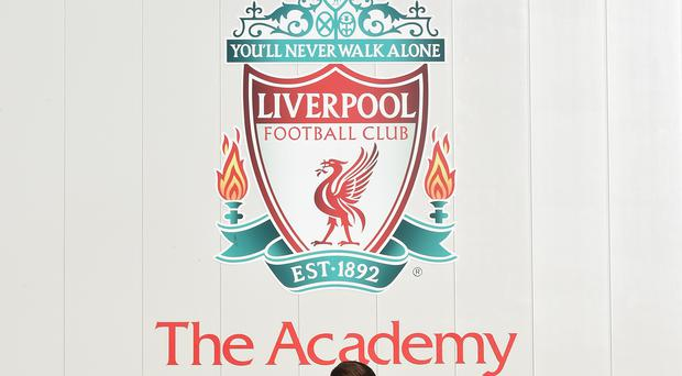 Liverpool have submitted planning permission for their £50million academy revamp