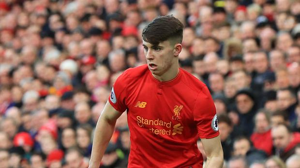 Ben Woodburn made eight first-team appearances for Liverpool this season