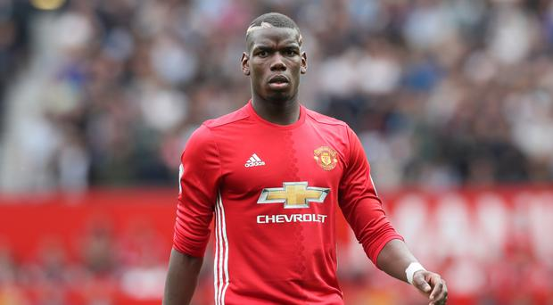 Paul Pogba rejoined Manchester United last summer