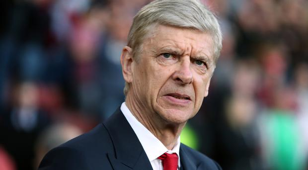 Arsene Wenger's Arsenal are making another late charge for the top four