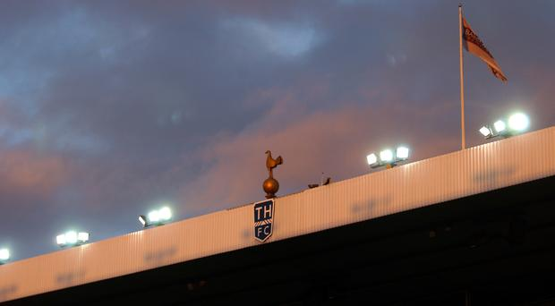 The sun goes down on White Hart Lane this weekend