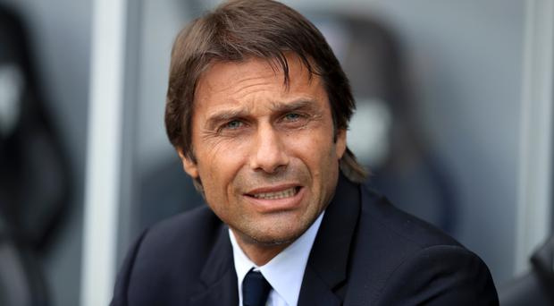 Chelsea manager Antonio Conte could be celebrating on Friday night.