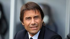 Antonio Conte is on the brink of adding another league title to his CV