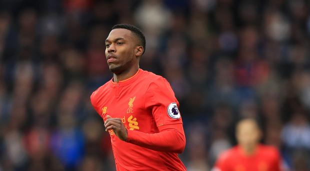 Liverpool striker Daniel Sturridge is finally fit to start a match again