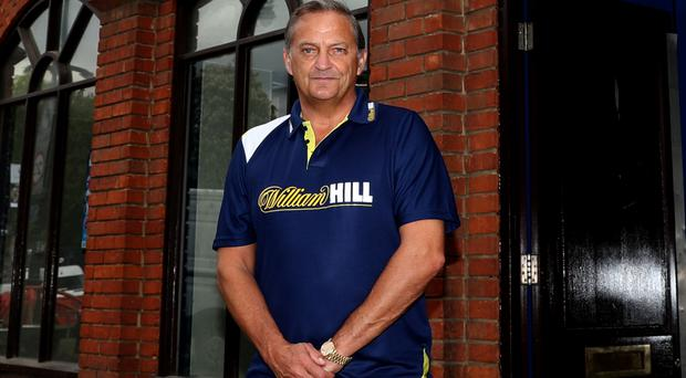 Gary Mabbutt was speaking at William Hill's Tottenham Hotspur shop ahead of the club's last ever game at White Hart Lane