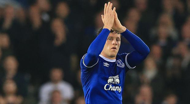 Ross Barkley's goal decided the match in Everton's favour